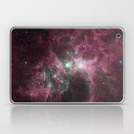 Laptop & iPad Skin featuring The Tortured Clouds Of E… by EarthMoonStars