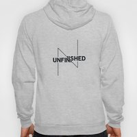 Unfinished Hoody