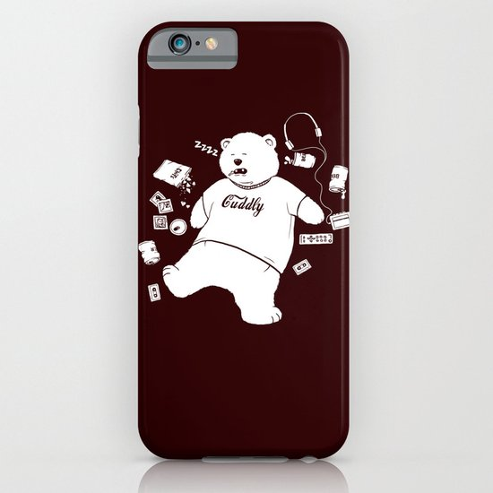 Lonely Nights iPhone & iPod Case