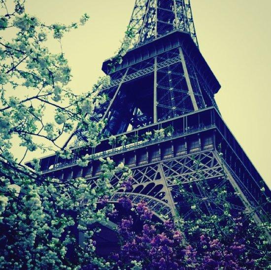 Paris, Paris Mon Amour! Art Print