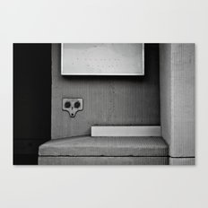 Dark Surprise Canvas Print