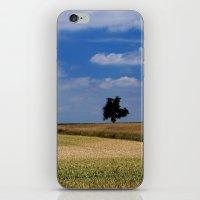 Wheat Field- JUSTART © iPhone & iPod Skin