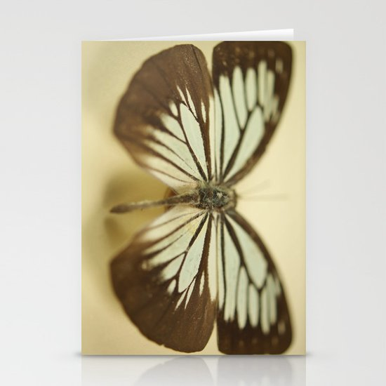 Butterfly Effect Stationery Card