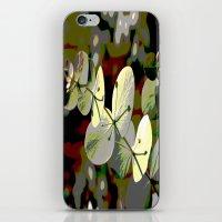Bright Leaf iPhone & iPod Skin