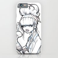 The Puppet Master iPhone 6 Slim Case