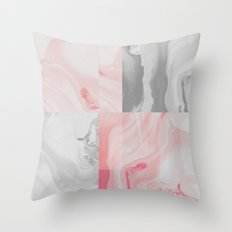 beautiful imperfection Throw Pillow