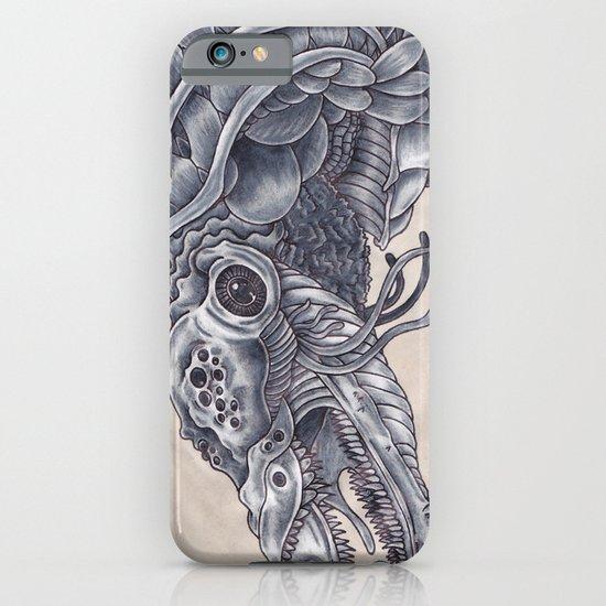 Deep Sea Creature iPhone & iPod Case