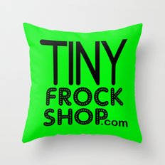 TFS logo Throw Pillow