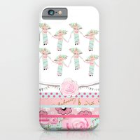 A Pocket Full of Shabby Chic iPhone 6 Slim Case
