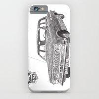 Volga GAZ-24 iPhone 6 Slim Case