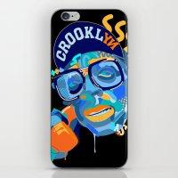 Spike. iPhone & iPod Skin