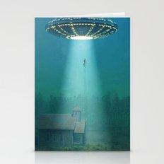 UFO I Stationery Cards
