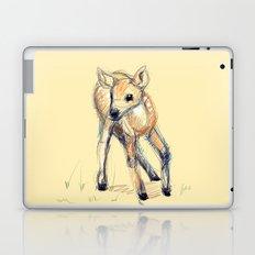 Wobbly Deer Laptop & iPad Skin