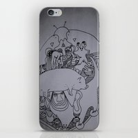 pork iPhone & iPod Skin