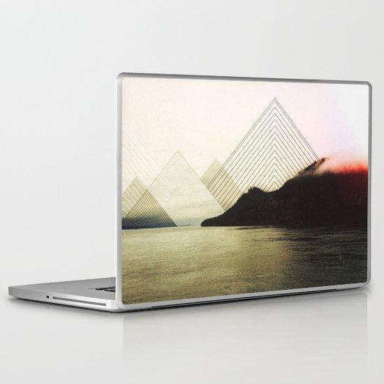 Fire on the mountain  Laptop & iPad Skin