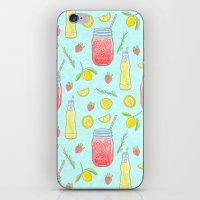Mason Jar iPhone & iPod Skin