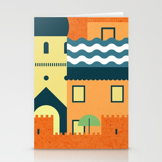 Obrigado  Stationery Card