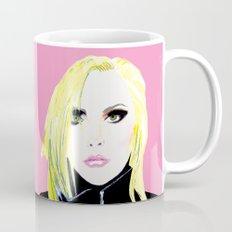 Debbie Harry  - Blondie - 1980's Punk Band Mug