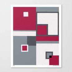Push Canvas Print