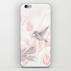 Delicate Symphony iPhone & iPod Skin