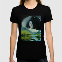 Milford Womens Fitted Tee Black SMALL