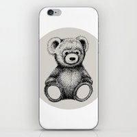 Teddy Bear iPhone & iPod Skin