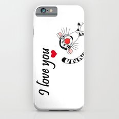 Tigger Love iPhone 6 Slim Case