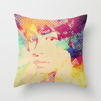 Ode to Corrine 2  Throw Pillow