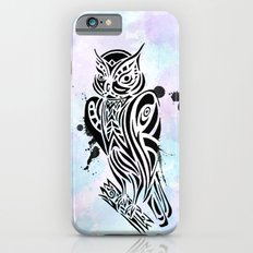 Owl Tribal Slim Case iPhone 6s