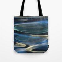Water / H2O #2  (water abstract) Tote Bag