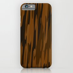 Orange Tiger Camo iPhone 6s Slim Case