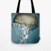 Sea Lantern Tote Bag