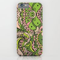 iPhone & iPod Case featuring Beautiful morning by Akwaflorell
