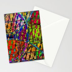 Tumble Down Stationery Cards