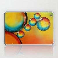 Bubble Drops II Laptop & iPad Skin
