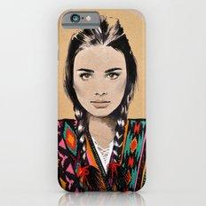 Dziewczyna Janosika iPhone 6 Slim Case