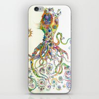 The Impossible Specimen … iPhone & iPod Skin