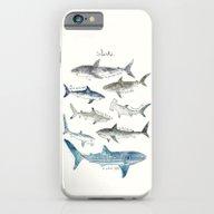 Sharks iPhone 6 Slim Case