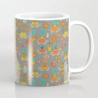 Pattern Project #4 / Esio Trot Mug