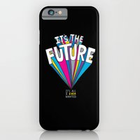 iPhone & iPod Case featuring The Future by Chris Piascik