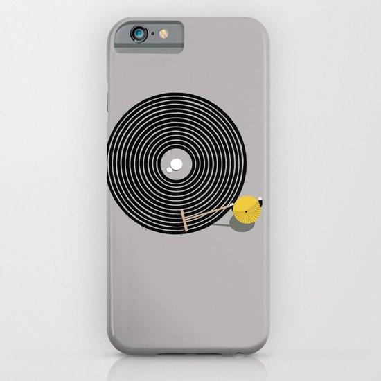 Zen vinyl iPhone & iPod Case