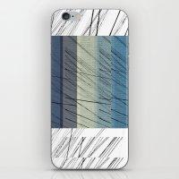 Blues Arrangement iPhone & iPod Skin