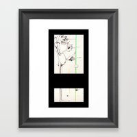 Mile's Warlock Framed Art Print