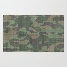 Camouflage Nature Rug
