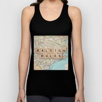 Raleigh Rules Unisex Tank Top