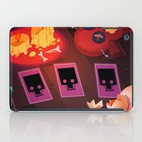 Voodoo table iPad Case