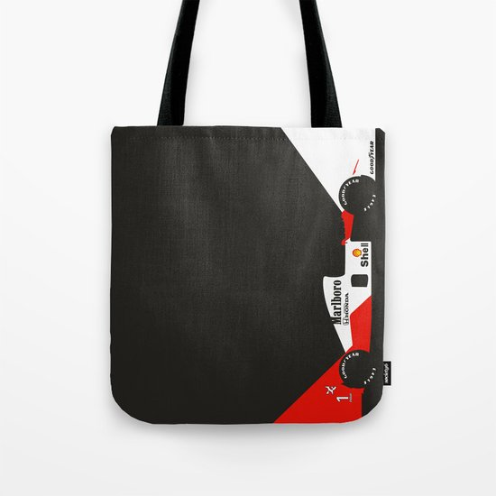 MP4/6 Tote Bag