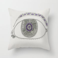 Complex Visions Throw Pillow