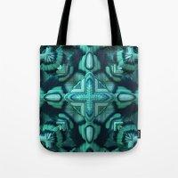 Cool Mint Tote Bag