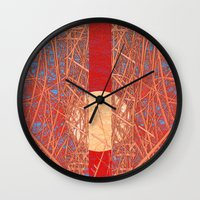 Sunrise I Wall Clock